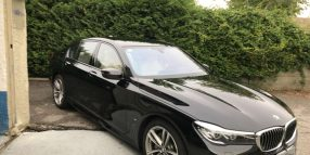 BMW 740 Serie 740e Msport I Performance