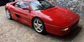 Ferrari 355GTS F1